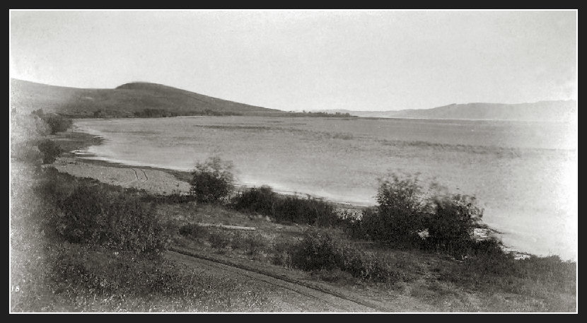 Early Image of Bear Lake 1871